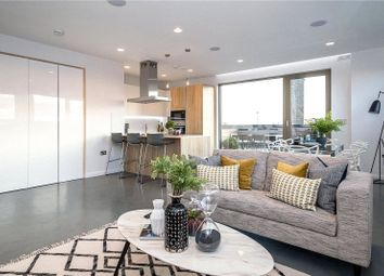 Thumbnail 3 bed flat for sale in Helmsley Street, London