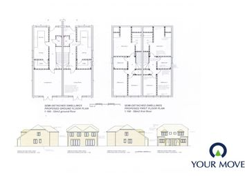 Thumbnail 3 bed semi-detached house for sale in Silvester Road, Cowplain, Waterlooville