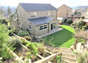Thumbnail 4 bed detached house for sale in Thistle Hill, Huddersfield