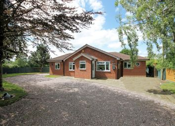 Thumbnail 3 bedroom bungalow for sale in Pickmere Lane, Pickmere, Knutsford