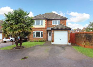 Thumbnail 4 bed detached house for sale in Lucilla Avenue, Ashford, Kent