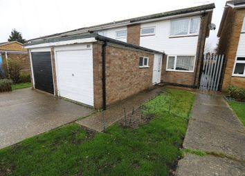 Thumbnail 3 bedroom end terrace house for sale in Byron Gardens, Tilbury