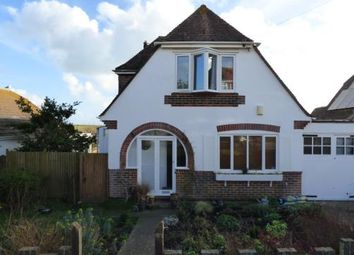 Thumbnail 3 bed detached house for sale in Oaklands Avenue, Saltdean, East Sussex
