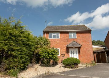 Thumbnail 3 bed detached house for sale in Peddles Close, Aller, Langport
