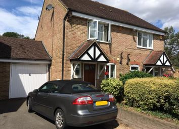 Thumbnail 2 bed semi-detached house to rent in Bankside Close, Isleworth, Twickenham