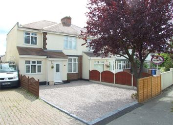 Thumbnail 4 bed semi-detached house for sale in Dale Road, Spondon, Derby