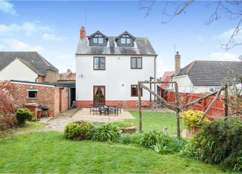 4 bed detached house for sale in Main Road, Duston, Northampton NN5