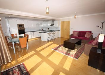 Thumbnail 2 bed flat for sale in Langbourne Place, Docklands, London
