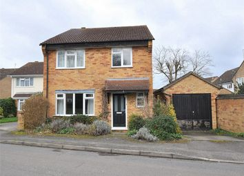 Thumbnail 4 bed detached house for sale in Croftfield Road, Godmanchester, Huntingdon, Cambridgeshire