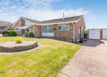 Thumbnail 2 bed semi-detached bungalow for sale in Tamarack Close, Eastbourne