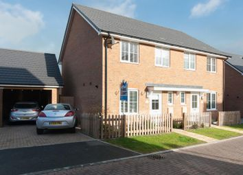 Thumbnail 3 bedroom semi-detached house for sale in Colmanton Grove, Sholden, Deal