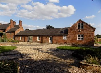 Thumbnail 4 bedroom property to rent in Hilltop Barn, Derby Road, Ashbourne