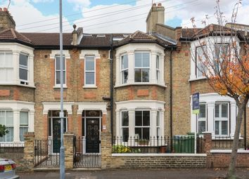 Thumbnail 4 bed terraced house for sale in Eversley Road, London