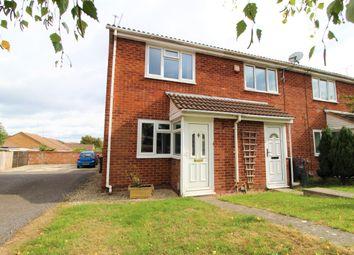 Thumbnail 2 bed end terrace house for sale in Ravenglass Road, Westlea, Swindon