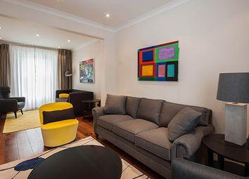 Thumbnail 5 bedroom terraced house to rent in Abingdon Villas, Kensington