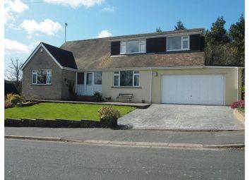 Thumbnail 5 bed detached bungalow for sale in Riverside Close, Halton, Lancaster