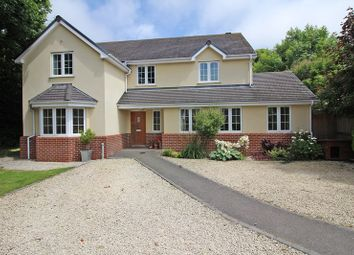 Thumbnail 5 bed detached house for sale in Grange Close, Everton, Lymington