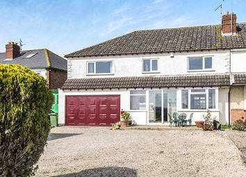 Thumbnail 4 bed semi-detached house for sale in Stanton Lane, Potters Marston, Leicester