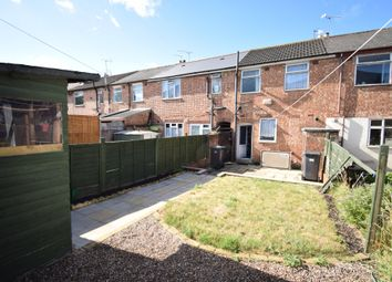 Thumbnail 2 bed terraced house for sale in Prestwold Road, Humberstone, Leicester