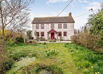 Meadle, Buckinghamshire HP17. 5 bed farmhouse for sale