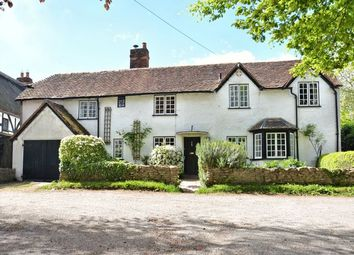 Thumbnail 4 bed detached house for sale in Church Road, Blewbury, Didcot