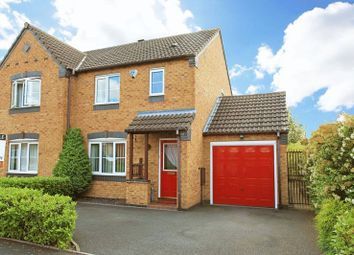 Thumbnail 3 bedroom semi-detached house for sale in St. Lawrence Close, Wellington, Telford