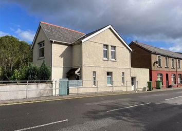 Thumbnail 4 bed detached house for sale in Aberdare Road, Mountain Ash