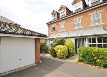 Thumbnail 4 bed end terrace house for sale in Bowater Gardens, Sunbury-On-Thames, Surrey