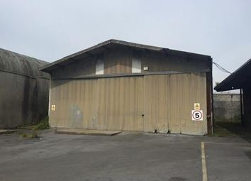 Thumbnail Light industrial to let in Former Timber Store, Tir Owen Industrial Estate, Station Road, St Clears, Carmarthenshire