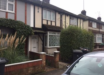 Thumbnail 2 bed detached house to rent in Connaught Road, Luton