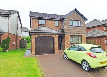 Thumbnail 4 bed detached house for sale in Macdonald Avenue, East Kilbride