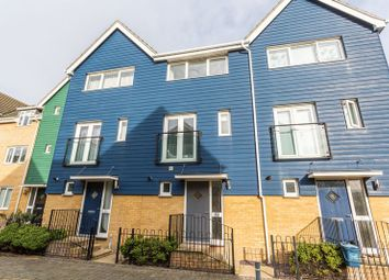 Thumbnail 3 bed terraced house to rent in Athena Close, Southend-On-Sea