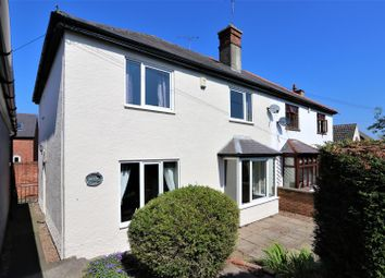 Thumbnail 3 bed semi-detached house for sale in Lower Moor Road, Coleorton
