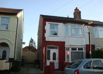 Thumbnail 3 bed property to rent in College Drive, Rock Ferry, Birkenhead