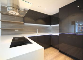 Thumbnail 1 bed flat to rent in Beacon Tower, 1 Spectrum Way, Wandsworth, London