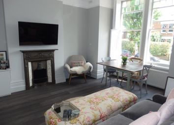 Thumbnail 1 bed flat to rent in Mount View Road, Crouch End