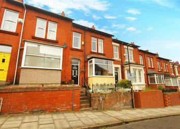 Thumbnail 4 bedroom terraced house to rent in Springbank Road, Sandyford, Newcastle Upon Tyne