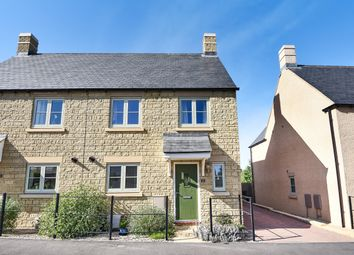 Thumbnail 4 bed semi-detached house for sale in Trubshaw Close, Tetbury