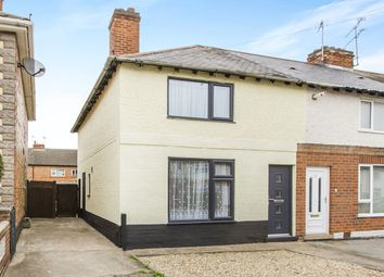 Thumbnail 2 bed property for sale in Devonshire Avenue, Wigston