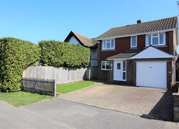 Thumbnail 4 bed detached house for sale in Dunstall Avenue, Burgess Hill