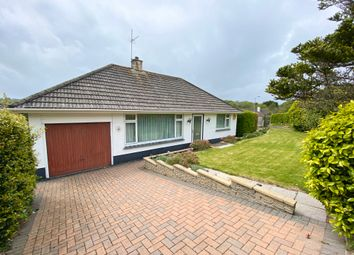 Thumbnail 2 bed detached bungalow for sale in Tredarvah Road, Penzance