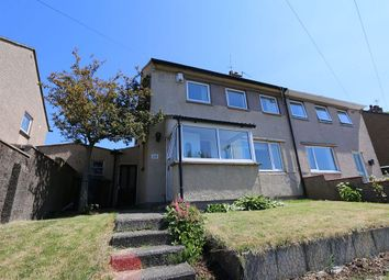 Thumbnail 3 bed semi-detached house for sale in Whinlatter Road, Whitehaven, Cumbria