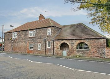 Thumbnail 4 bed detached house for sale in Main Street, Preston, Hull