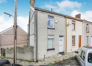 Thumbnail 2 bedroom end terrace house for sale in Grenfell Town, Swansea