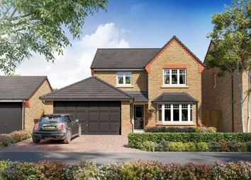 """4 bed detached house for sale in """"Plot 93 - The Ingleton"""" at Station Road, Carlton, Goole DN14"""