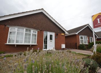 Thumbnail 2 bed detached bungalow to rent in Dane Close, Sandbach