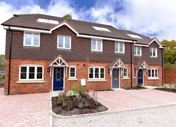 Thumbnail 4 bedroom end terrace house for sale in The Green, Yateley