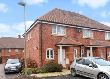 Thumbnail 2 bed end terrace house to rent in Cumnor Hill, Oxford