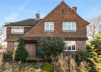 Thumbnail 3 bed detached house for sale in Wharf Road, Guildford, Surrey
