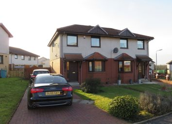 Thumbnail 3 bed semi-detached house for sale in Crieff Avenue, Chapelhall, Airdrie